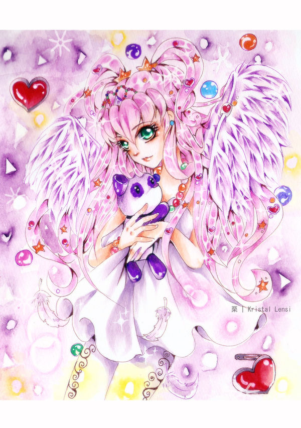 .:Contest Entry:. Princess Baby by KRISTALLENSI