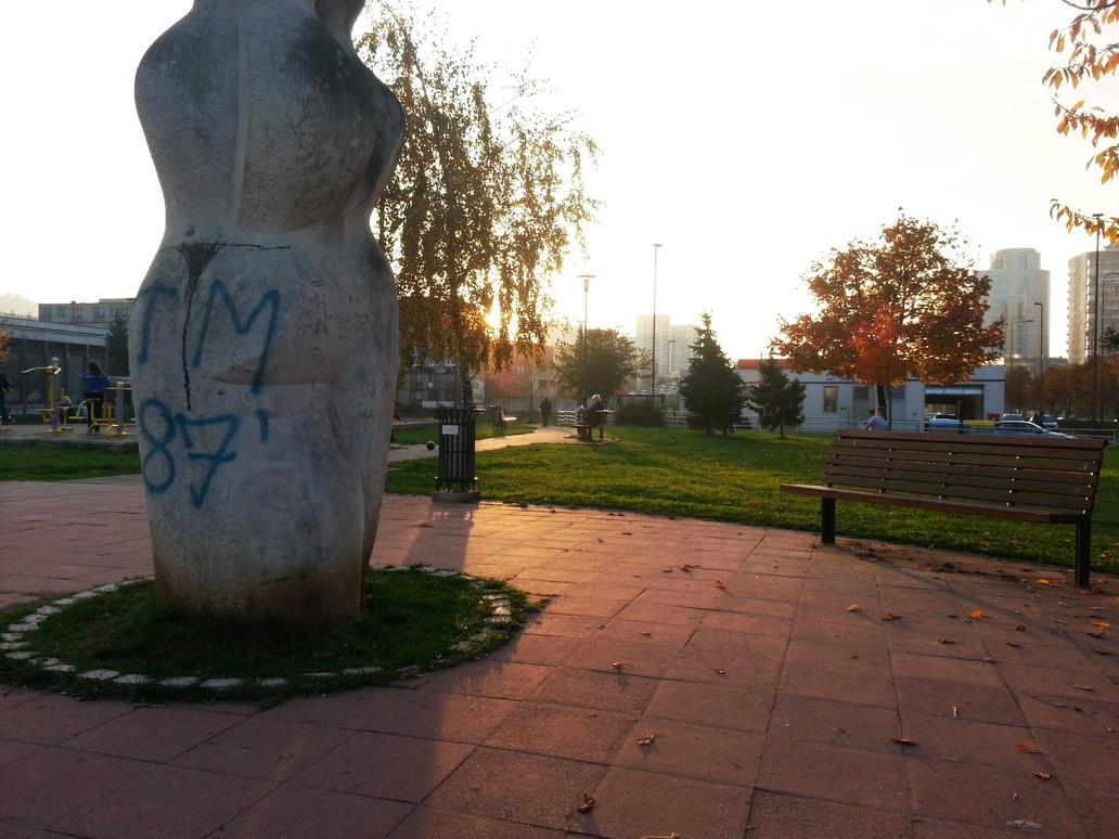 Sarajevo autumn 2014 - Ch.Willa by mirzakS