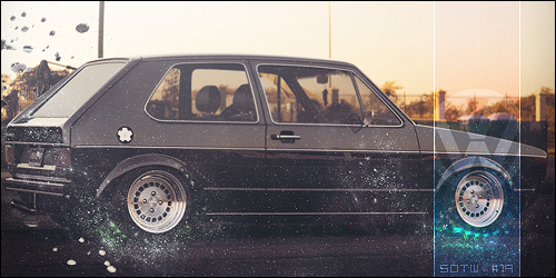 Old VW never die, they just get lower by mirzakS