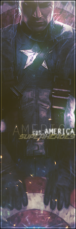 Cpt. America signature by mirzakS