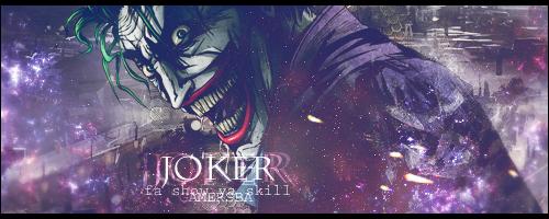 Joker tag by mirzakS