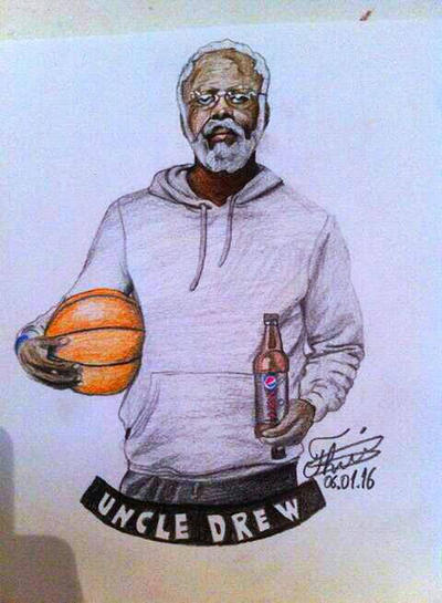 Uncle Drew By Shokarts