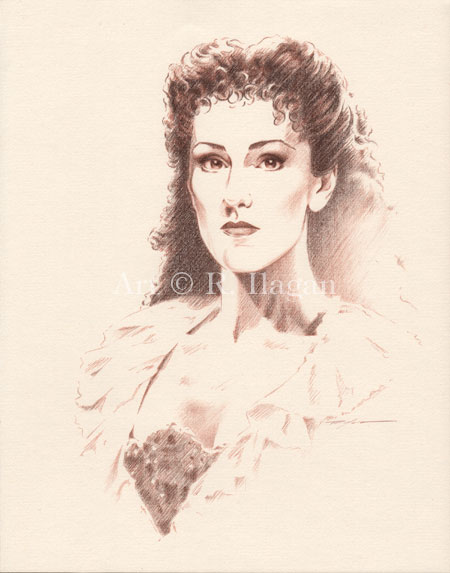 Christine: Lisa Vroman by Raphael2054