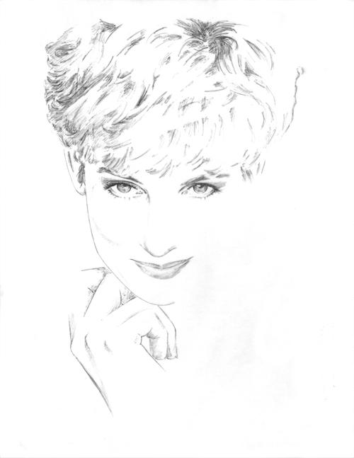 Diana by Raphael2054