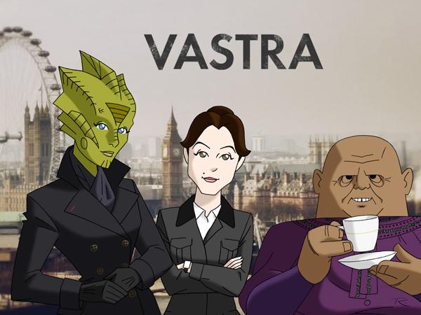 Vastra by Raphael2054
