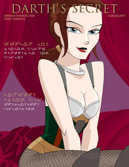 Darth's Secret by Raphael2054