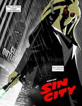 GeorgeLucas' SinCity: Hartigan