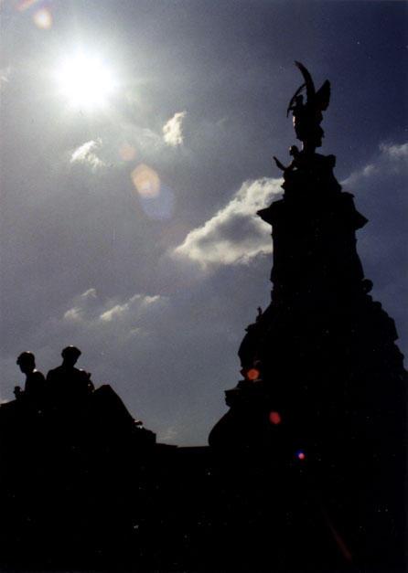 Victoria Memorial by Raphael2054