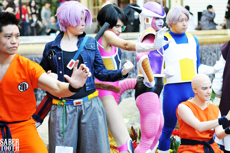 Katsucon 2011 - Dragon Ball Z. by XxEmoSasukexX