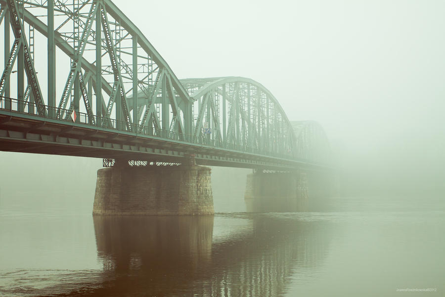 ...ghost bridge II... by JoannaRzeznikowska