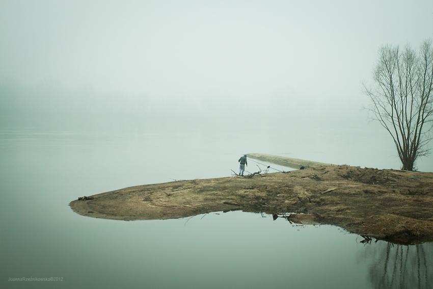 ...nowhere... by JoannaRzeznikowska