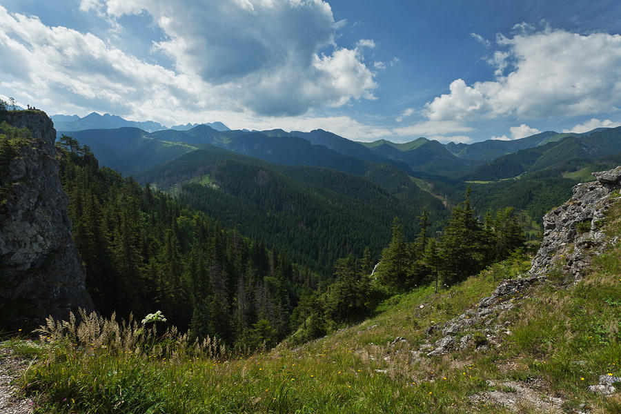 Tatra Mountains XII by JoannaRzeznikowska