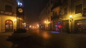 feel the night, feel the mist XX