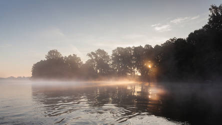 beautiful morning by JoannaRzeznikowska