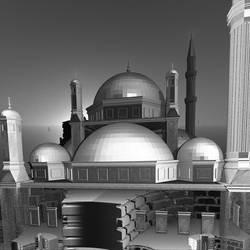 Mezquita by Juniae