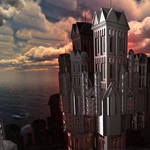 Templar stronghold