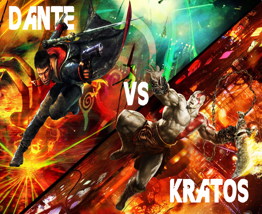 goku vs kratos wwwimgkidcom the image kid has it