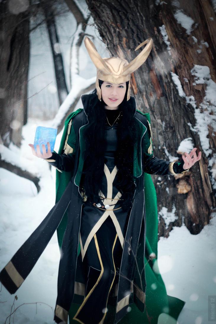 fem!Loki by Takada-Rem