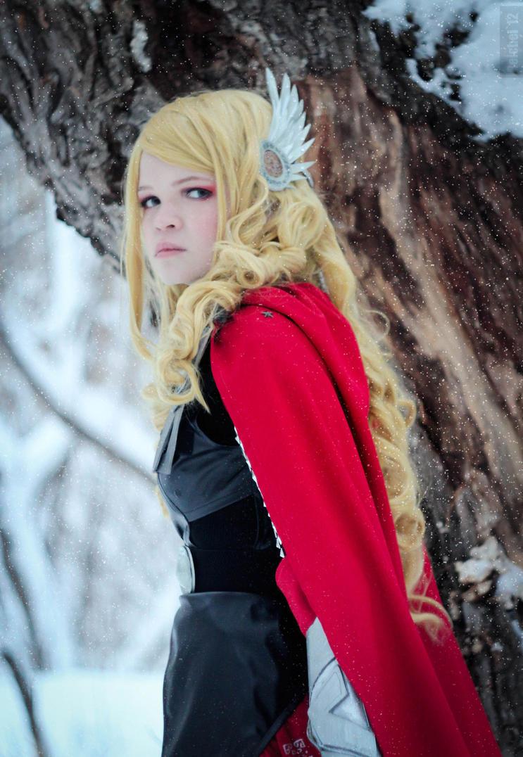 Lady Thor by Takada-Rem