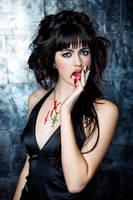 Vampire Editorial Series by AshleyShyD