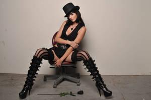 Mad Hatter IV by AshleyShyD