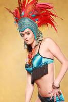 Evolve: Headdress by AshleyShyD