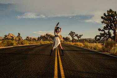 All roads lead to rome...or joshua tree by AshleyShyD