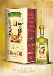 Sherbet Oliveoil Packaging by byZED