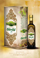 Elixir Oliveoil Packaging by byZED
