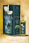 Verka Oliveoil Packaging