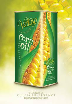 Ventoso CornOil Packaging