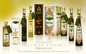 Olivirgin Packaging Group by byZED