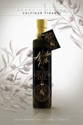 AbidinTatli Classic Oliveoil Label by byZED