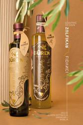 Guren Oliveoil Label designs by byZED