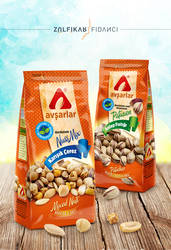 Nuts Packaging Design by byZED