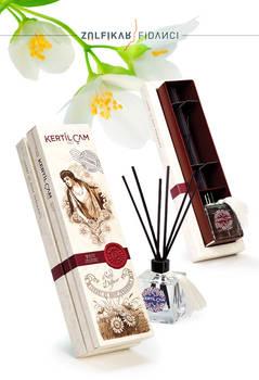 Home Fragrance Packaging Design