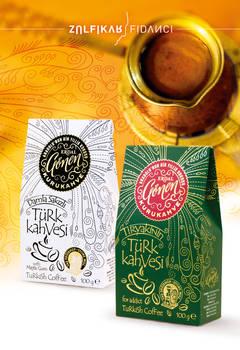 Turkish Coffee Packaging
