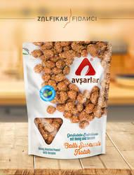 Peanut Packaging by byZED