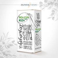 Packaging design for olive oil