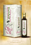 Rezen Oliveoil Packaging