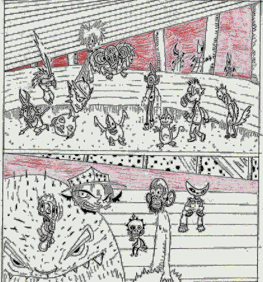 broken mind by zoddygor