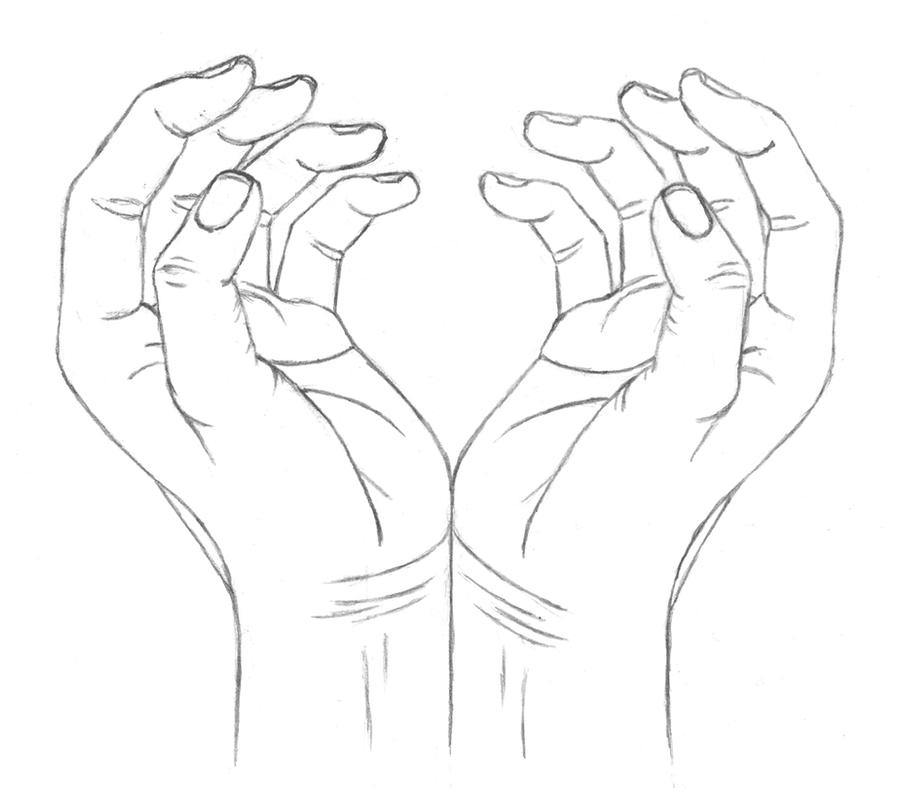 Open Hands by techhead0