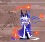 Sonic Redesign- Blaze