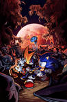 IDW Sonic cover 18