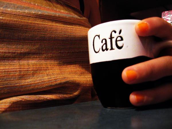 Le cafe a la matin by goasty