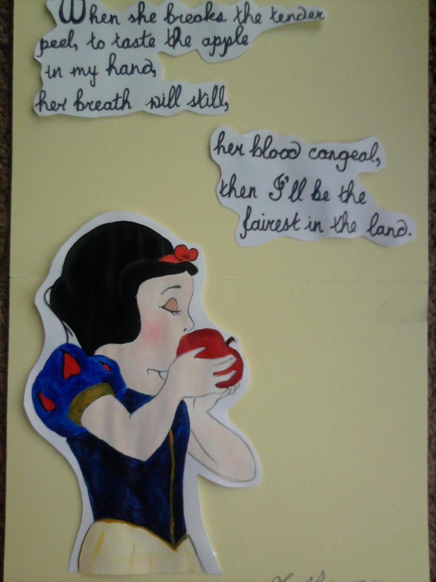 Snow white apple quotes