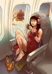Pepper Airplane