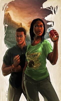 Nina and Roy