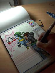 Sketchbook IX by robotnicc