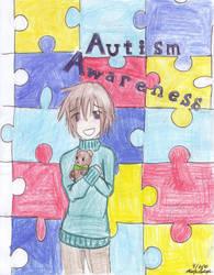 Autism Awareness by Michiyo-Nakashima